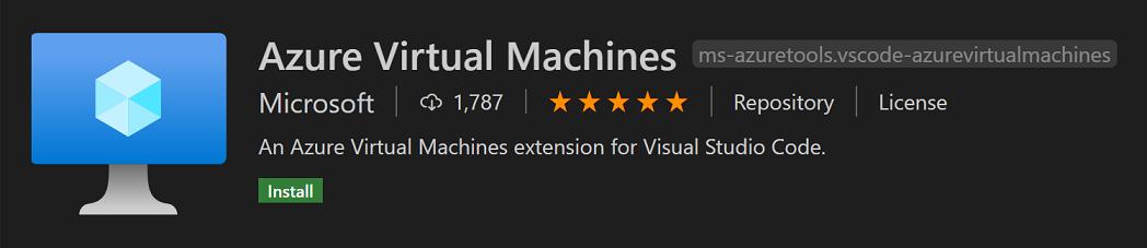Azure Virtual Machines extension
